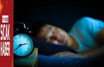 Uykunun süresini değil kalitesini artırın