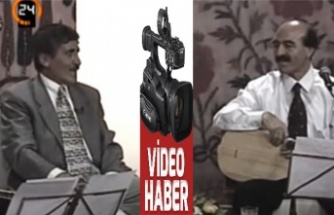 Aşık Mahzuni Şerif'in Abdurrahim Karakoç'a yazdığı şiir