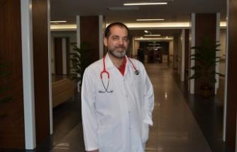 Büyükdereli, viral enfeksiyon konusunda 'aileleri uyardı'