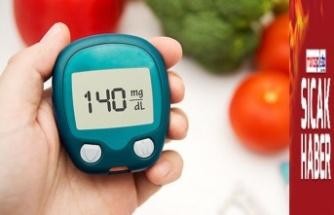 Diyabetiniz varsa bu besinleri tüketin!