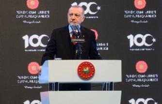 """Erdoğan: """"Kahramanmaraş'ın sözü coğrafyaları aşıyor"""""""