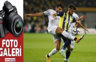 Fenerbahçe ligde düşüşünü sürdürüyor