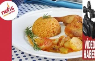 Fırında soslu tavuk but nasıl yapılır?