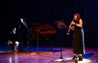 KSÜ'de 'Sonbahar Yaprakları' konseri düzenlendi