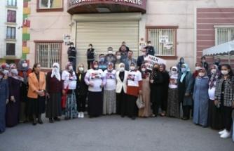 TBMM Komisyonu, Diyarbakır annelerini ziyaret etti
