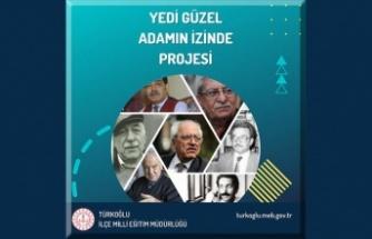 """Türkoğlu MEM """" Yedi Güzel Adamın İzinde"""""""