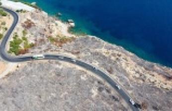 Akdeniz Sahil Yolu daha da geliştirecek