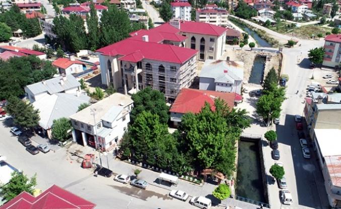 Göksun Belediye Hizmet Binası tamamlanıyor
