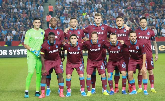 Trabzonspor, Avrupa Ligi'ne devam ediyor