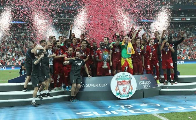 "UEFA Süper Kupa ""Liverpool""un"