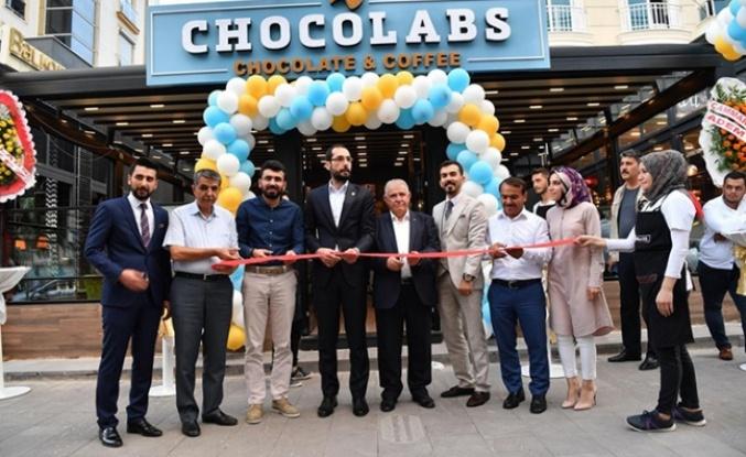 Yeni bir mekan, hizmette… Chocolabs açıldı