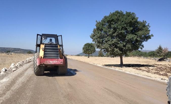 Pazarcık'ta 5 kilometrelik güzergah yenileniyor
