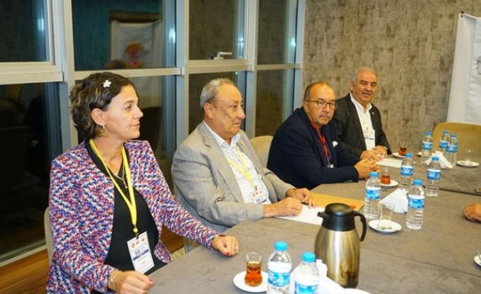 TGF Başkanlar Konseyi son erdi