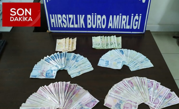 İnşaat ofisinden 36 bin lira çalan 2 şüpheli tutuklandı
