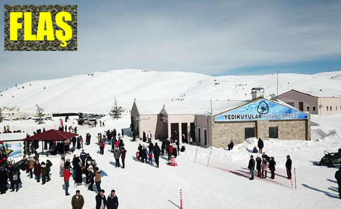 Akdeniz'in Kayak Merkezi: Yedikuyular