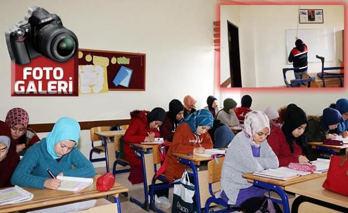 Büyükşehir, okul onarımlarına bir yenisini daha ekledi