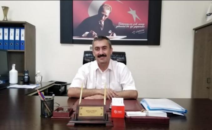 Yeni Türkoğlu Nüfus Müdürü: Mehmet Mazı