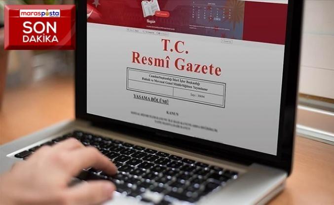 İstihdam ve Yapılandırma Kanunu, Resmi Gazete'de yayımlandı…