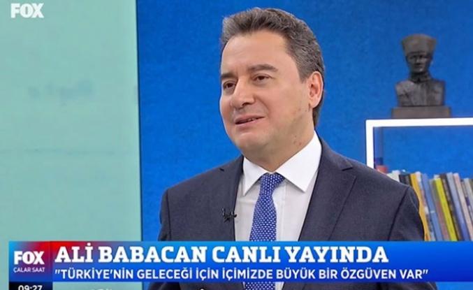 Ali Babacan:'Gereken 200 milyon doz aşının 3 milyonu geldi'