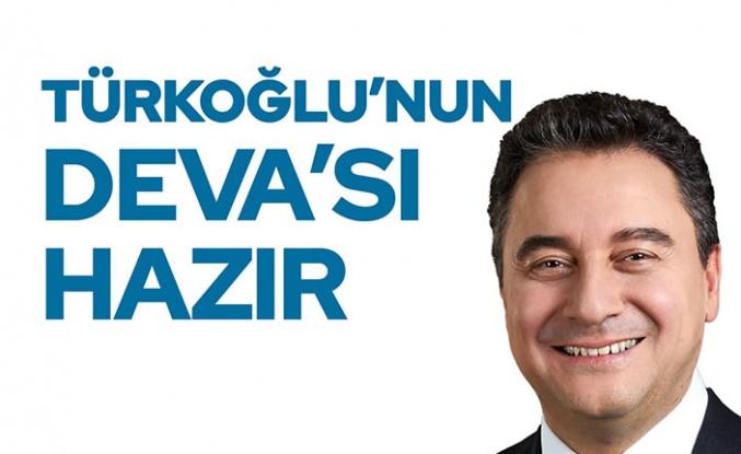 Deva Partisi Türkoğlu İlçe Kongresi yapıldı