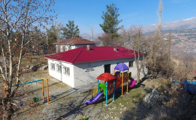 Dulkadiroğlu'nda sosyal tesisler bir bir yükseliyor