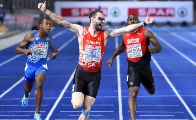 Milli Atletler, Elmas Lig için Doha'da