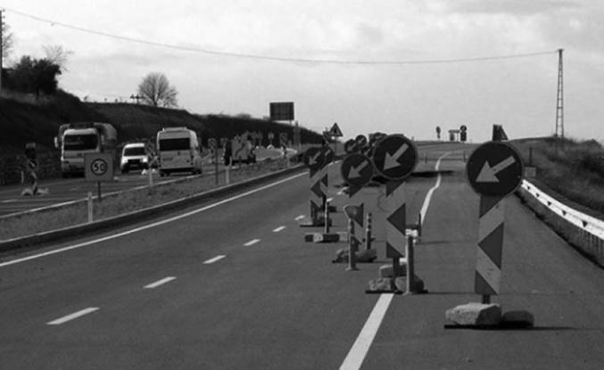 Kahramanmaraş'ta çalışma yapılan karayolların durumu