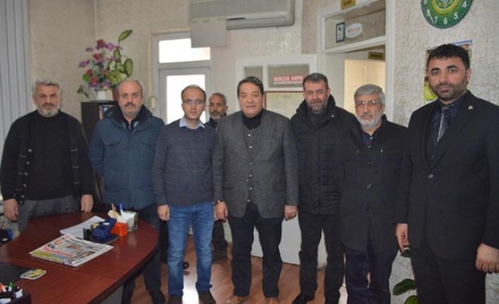 """KAHRAMANMARAŞ'I GEÇMEMİZ LAZIM"""