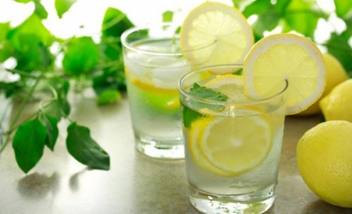 """""""Limon suyu"""" diyerek geçmeyin…"""