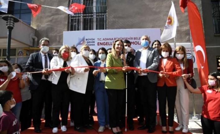 Adana'da Engelli Çocuk Mola Evi Açıldı